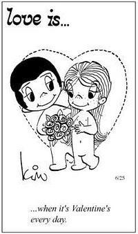 Любовь это  каждый день - Валентинов