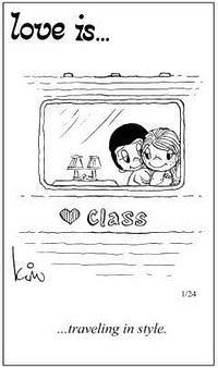 Любовь это  путешествовать вместе