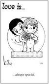 примеры картинок: Любовь это... всегда что-то особенное