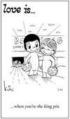 примеры картинок: Любовь это... когда ты король игры