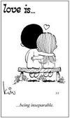 примеры картинок: Любовь это... быть неразделимыми