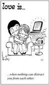 примеры картинок: Любовь это... когда ничто не может вас разъединить