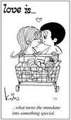 примеры картинок: Любовь это...то, что делает банальные вещи особенными