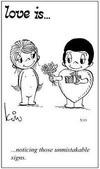 примеры картинок: Любовь это...подавать недвусмысленные знаки