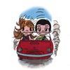 примеры картинок: Love is...letting him drive with hood down.
