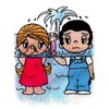 примеры картинок: Love is...letting him do the plumber's work.