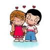 примеры картинок: Love is...happiness for two.