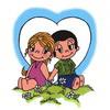 примеры картинок: Love is...the reason we're here on earth.
