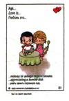 уметь ценить скромную еду (вкладыши 1993 года)