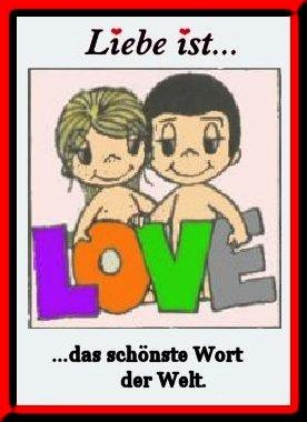 Liebe Ist das schönste Wort der Welt