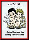 примеры картинок: Liebe Ist...beim Kuscheln das Handy auszuschalten