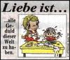 примеры картинок: Liebe Ist...alle Geduld dieser Welt zu haben