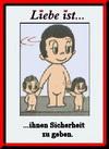 примеры картинок: Liebe Ist...ihnen Sicherheit zu geben