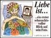 примеры картинок: Liebe Ist...ein erster sehnsuchtsvoller Blick auf sein Foto