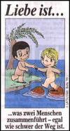 примеры картинок: Liebe Ist...was zwei Menschen zusammenführt - egal wie schwer der Weg ist