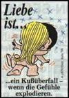 примеры картинок: Liebe Ist...ein Kußüberfall - wenn die Gefühle explodieren