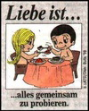 примеры картинок: Liebe Ist...alles gemeinsam zu probieren